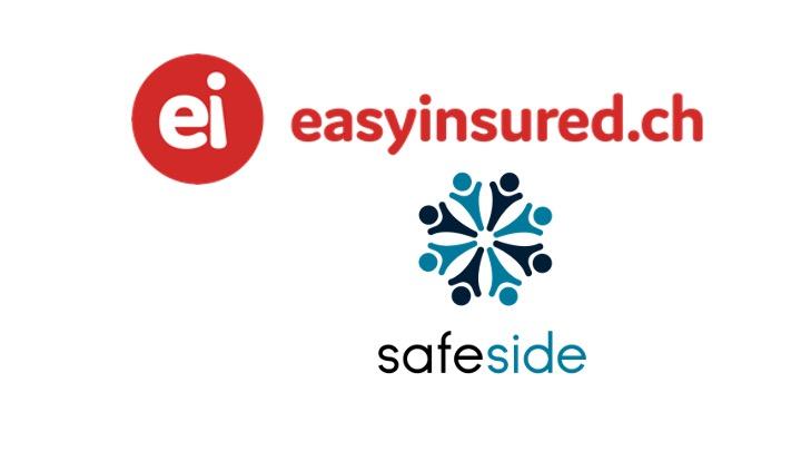 Medienmitteilung: SafeSide und easyinsured kündigen eine Zusammenarbeit an